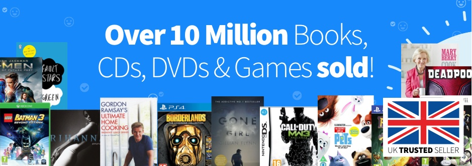 Great Deals From Webuybooks In Video Games Consoles Ebay Shops